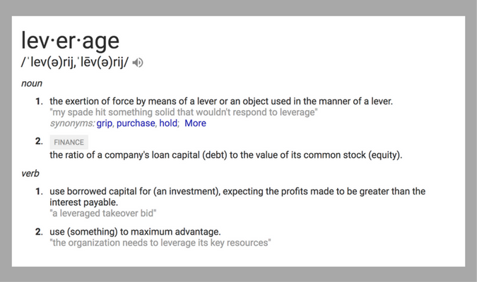 Meaning of leaverage прайм тасс forex